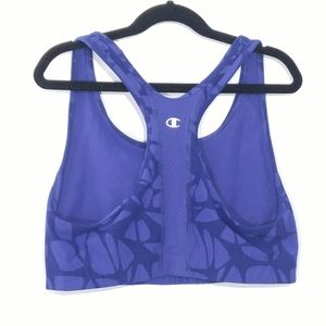 💜NWOT💜 Champion Reversible Sports Bra Purple